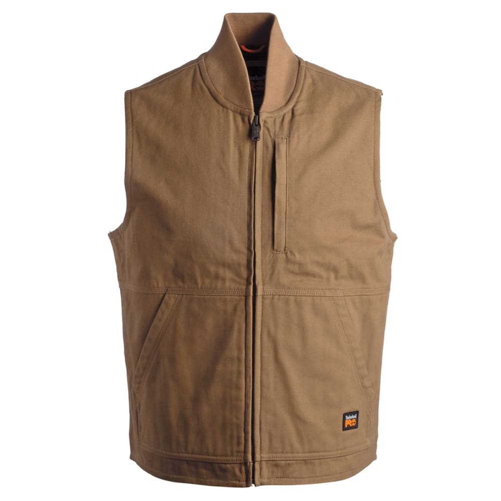 TIMBERLAND PRO Men's Gritman Fleece Lined Vest M