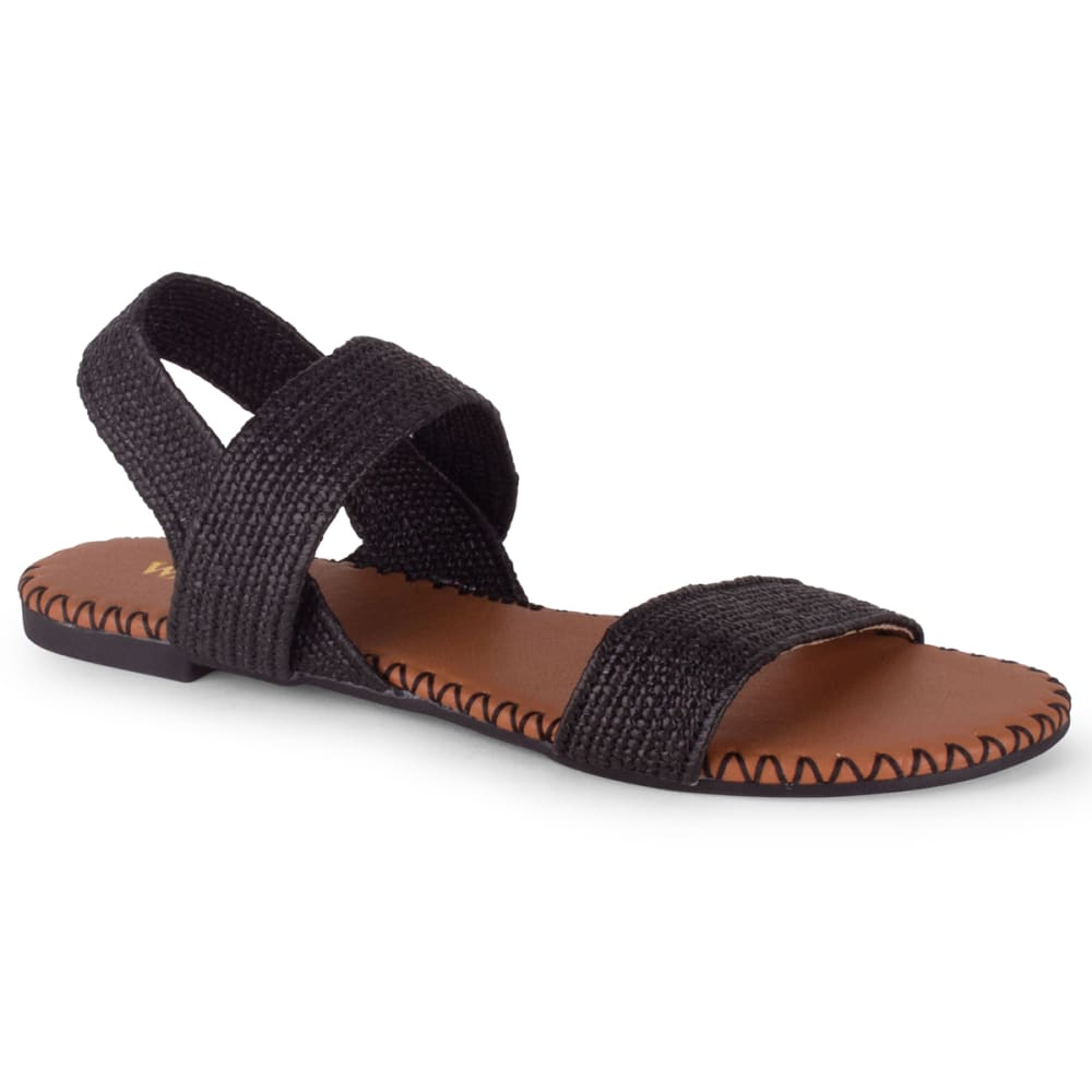 WANTED SHOES Women's Bailey Sandal 5.5