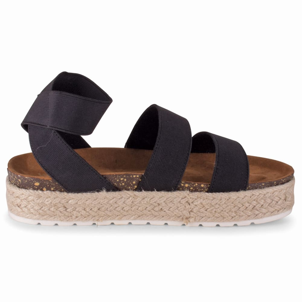 WANTED SHOES Women's Chelsea Sandals 6.5