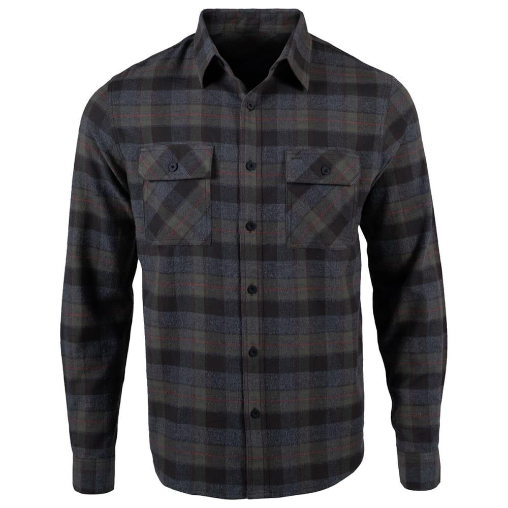 MOUNTAIN KHAKIS Men's Park Flannel Shirt M