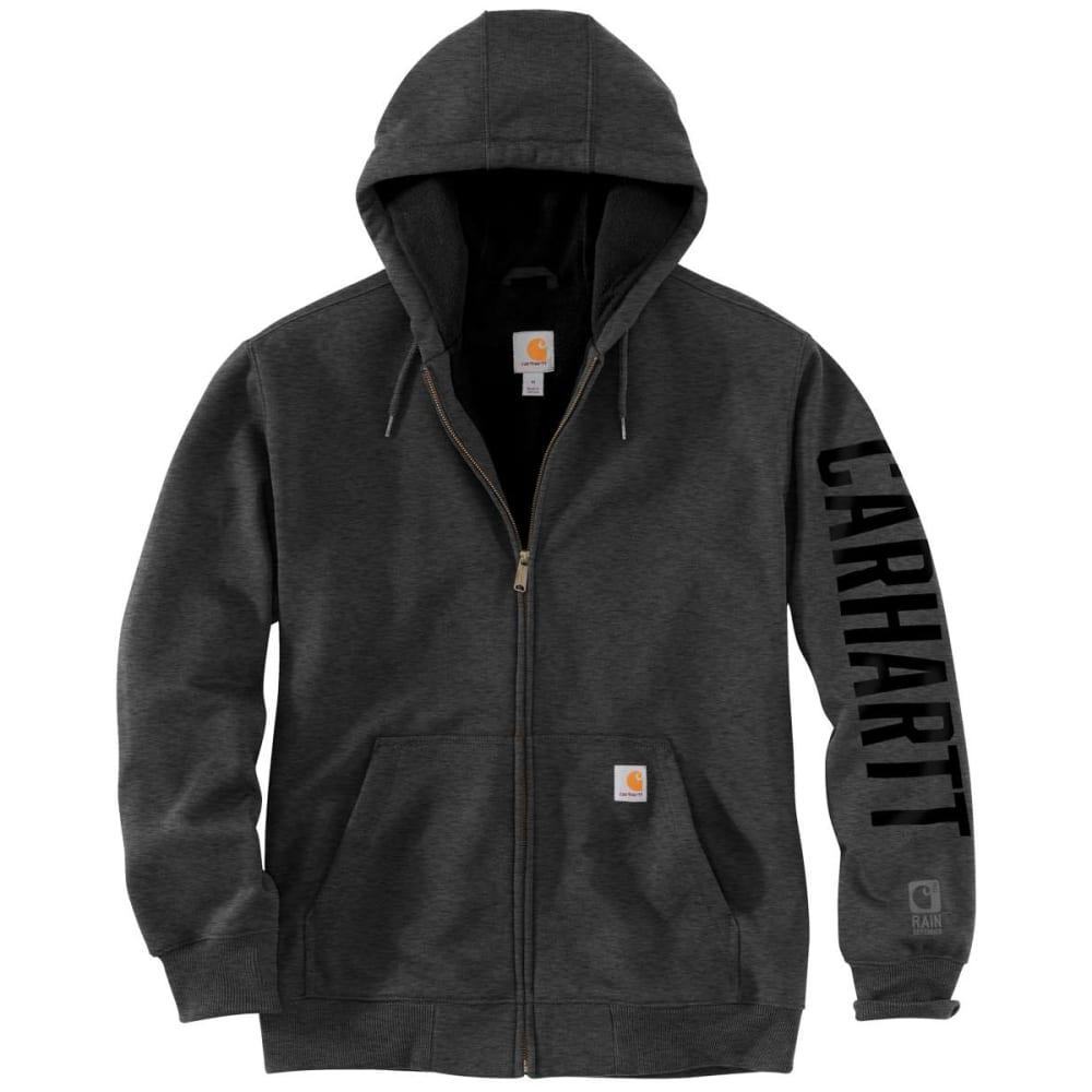 CARHARTT Men's Rain Defender Original Fit Fleece Sweatshirt L