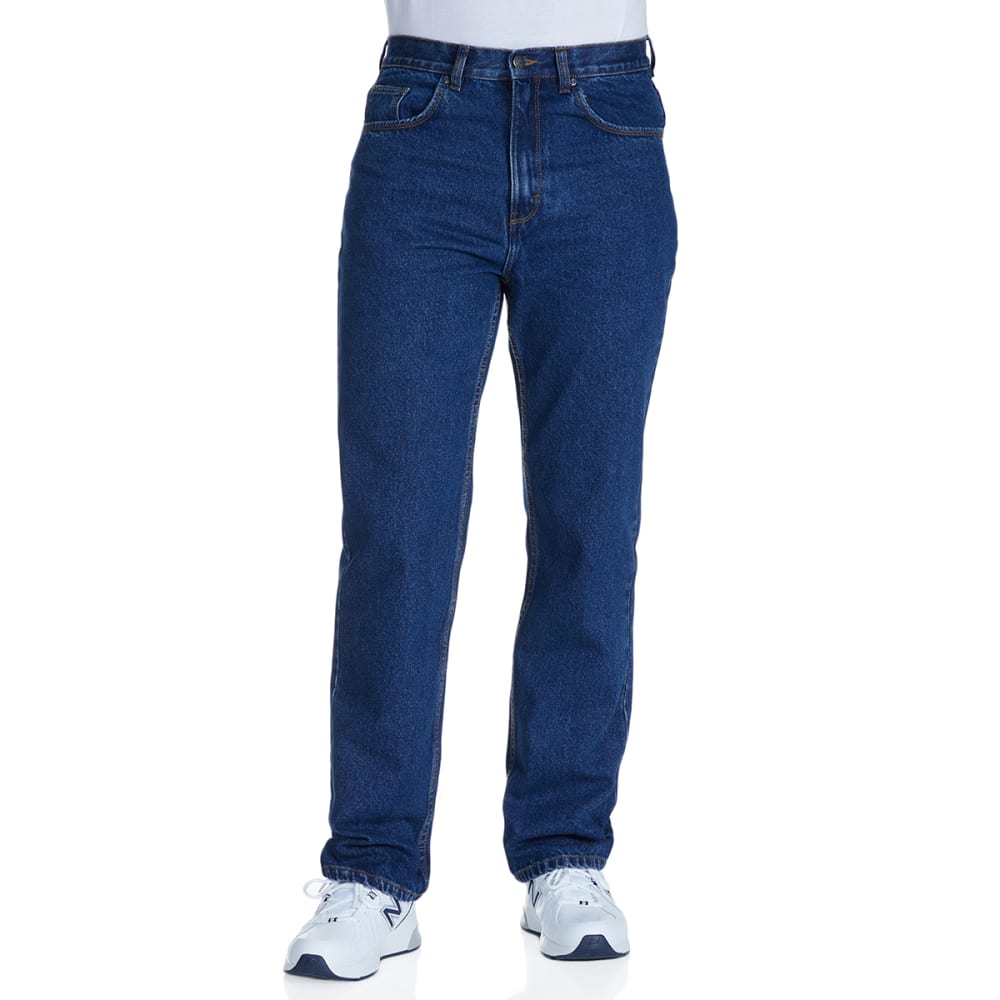 GIORGIO Men's Regular Fit Denim Jeans 30/30