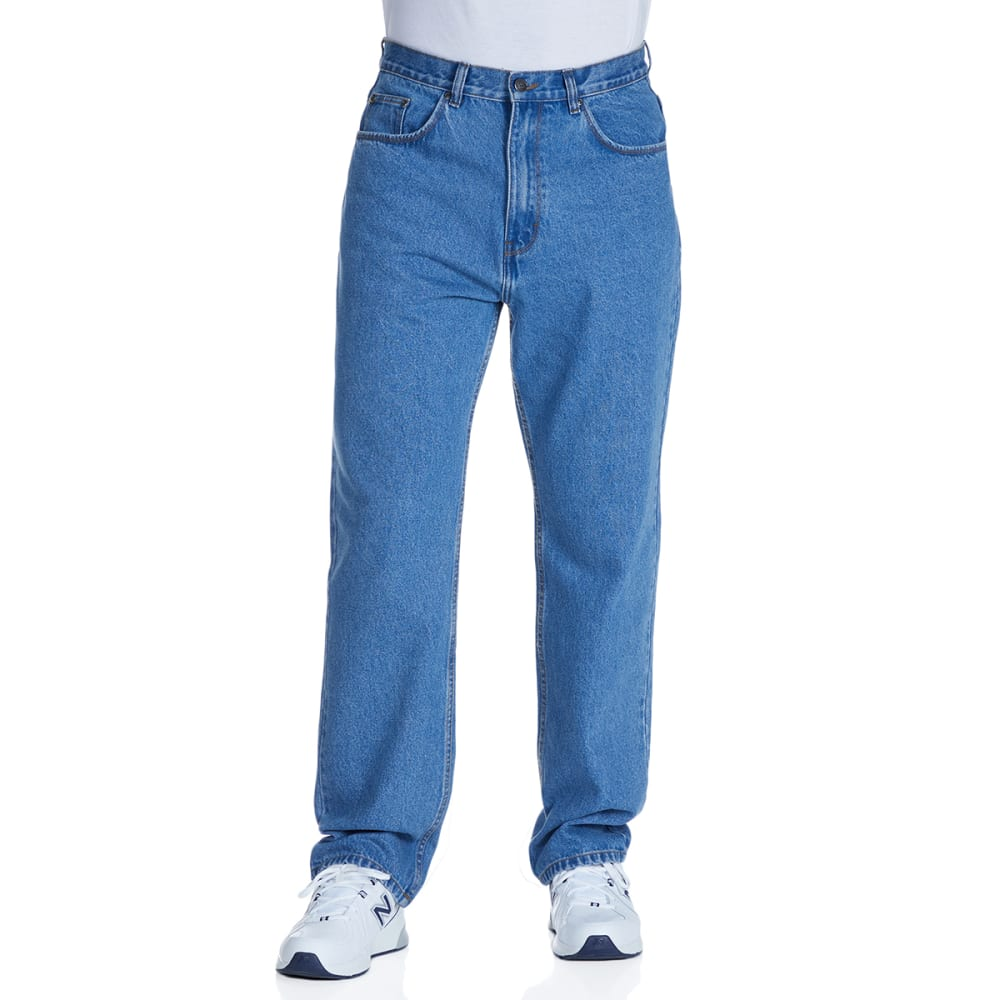 GIORGIO Men's Relaxed-Fit Jeans 32/30