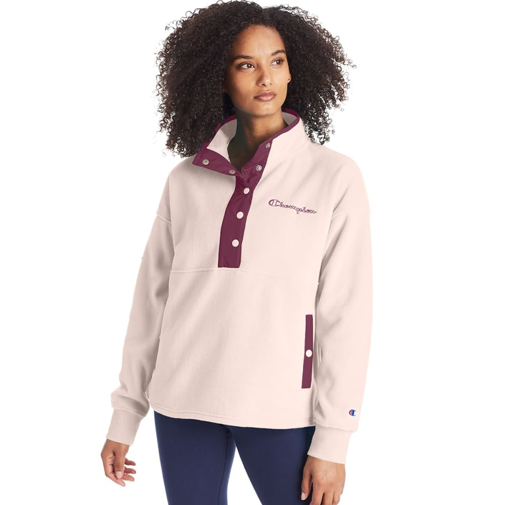 CHAMPION Women's Explorer Fleece Jacket S