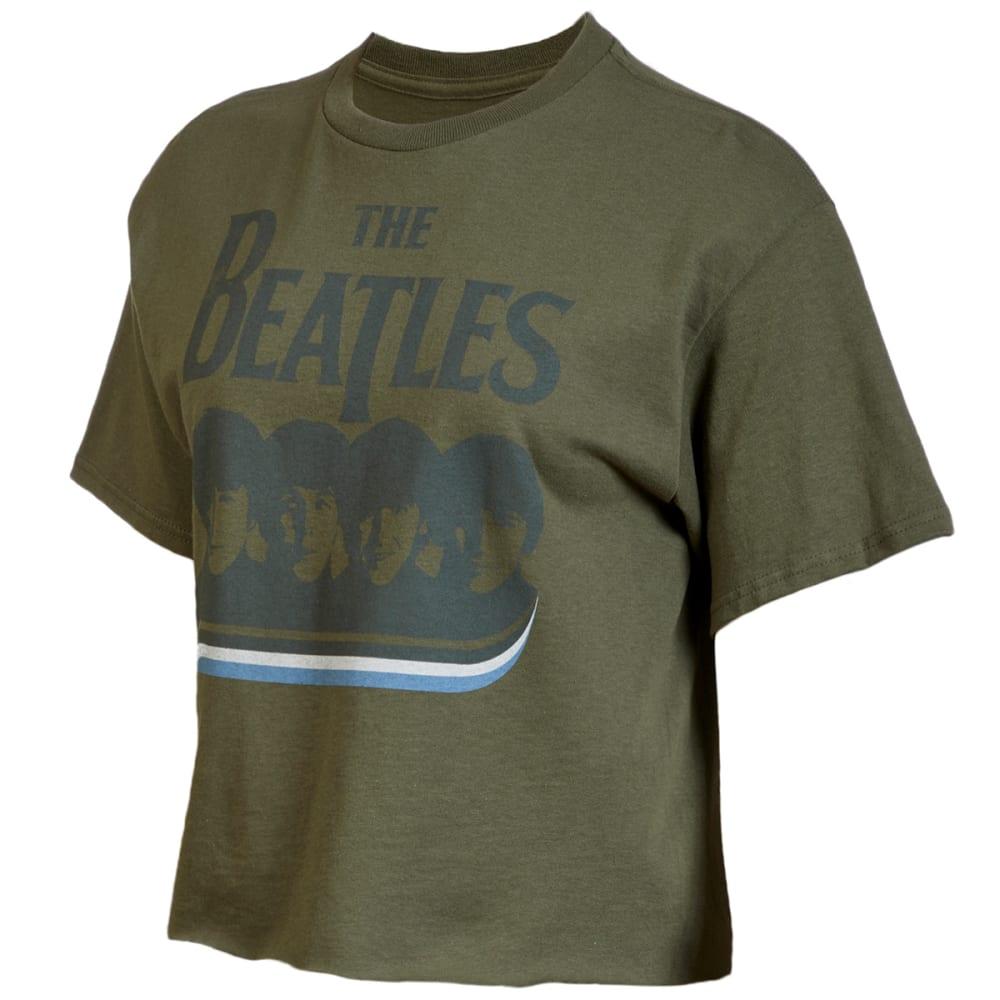 BEATLES Juniors' Short-Sleeve Graphic Tee XL