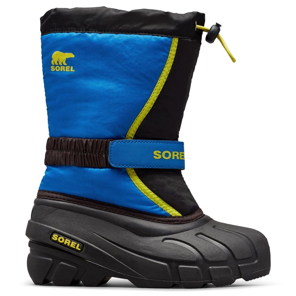 SOREL Boys' Youth Flurry Winter Boots 2