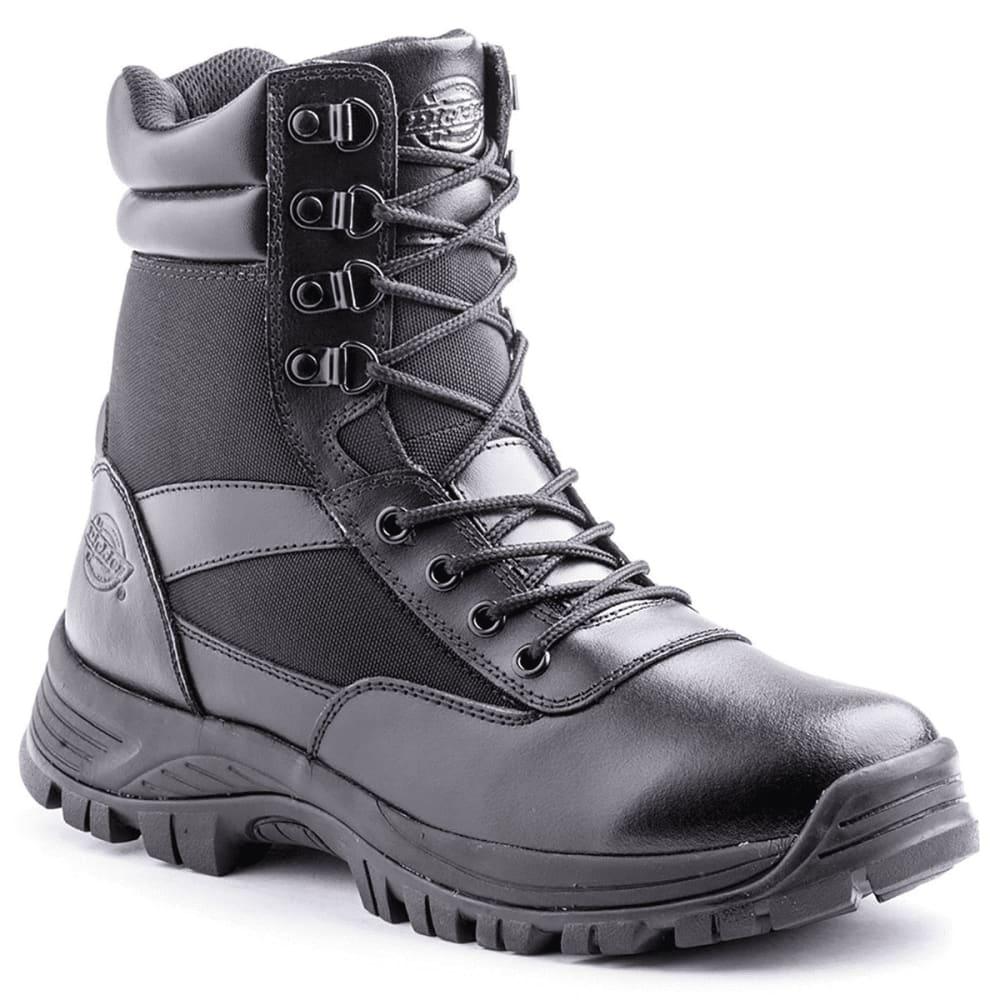 "DICKIES Men's Javelin 8"" Soft Toe Work Boot, Wide 9.5"
