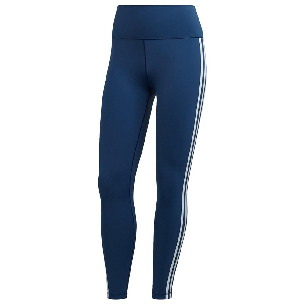 ADIDAS Women's Believe This 2.0 3-Stripe Leggings XS