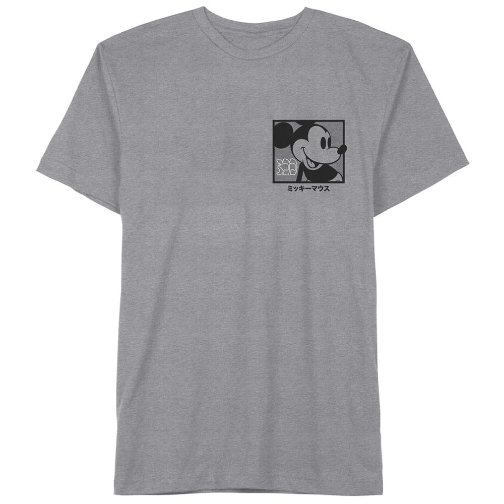 DISNEY Men's Short Sleeve Graphic Tee S
