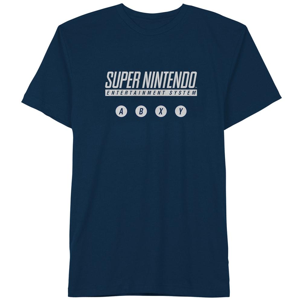 NINTENDO Men's Short Sleeve Graphic Tee M