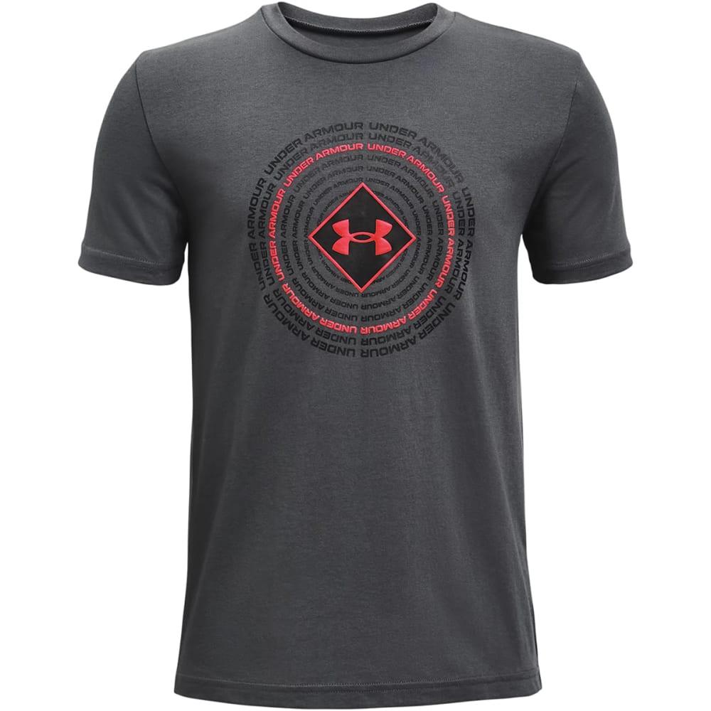 UNDER ARMOUR Boys' UA Short Sleeve Graphic Tee S