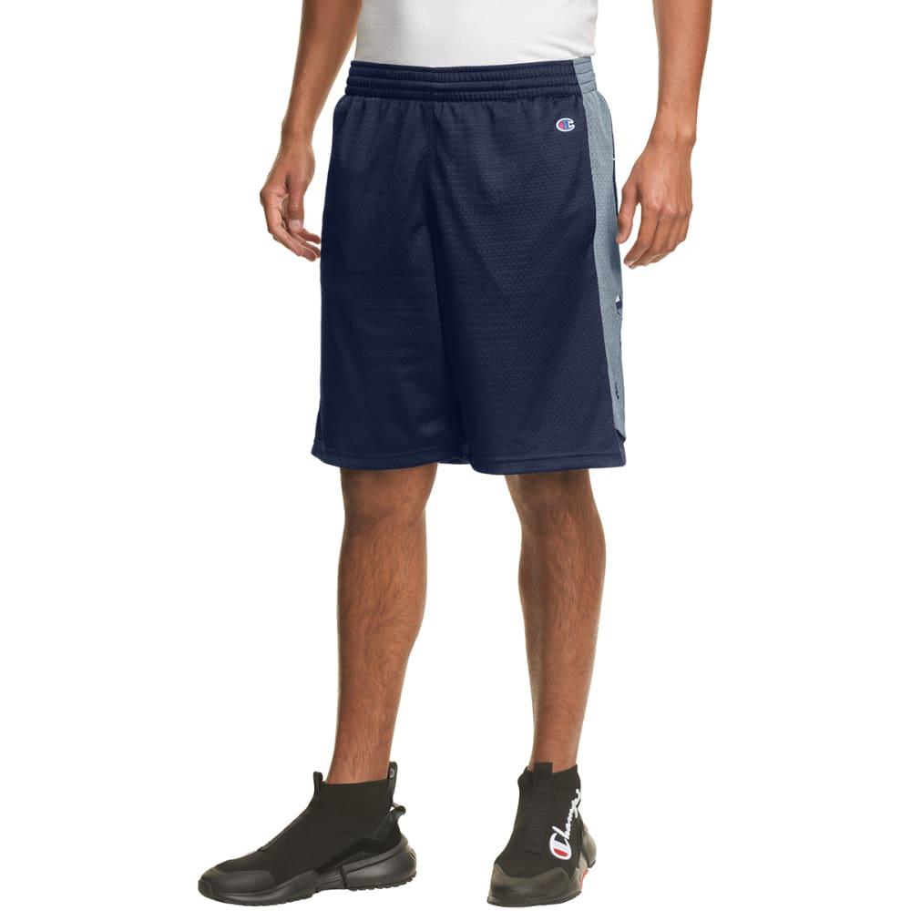 CHAMPION Men's Mesh Basketball Shorts L
