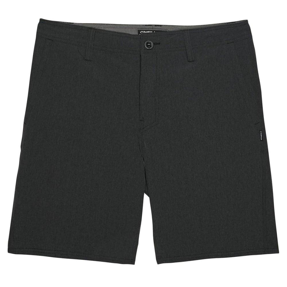 "O'NEILL Men's Reserve 19"" Hybrid Shorts 30"