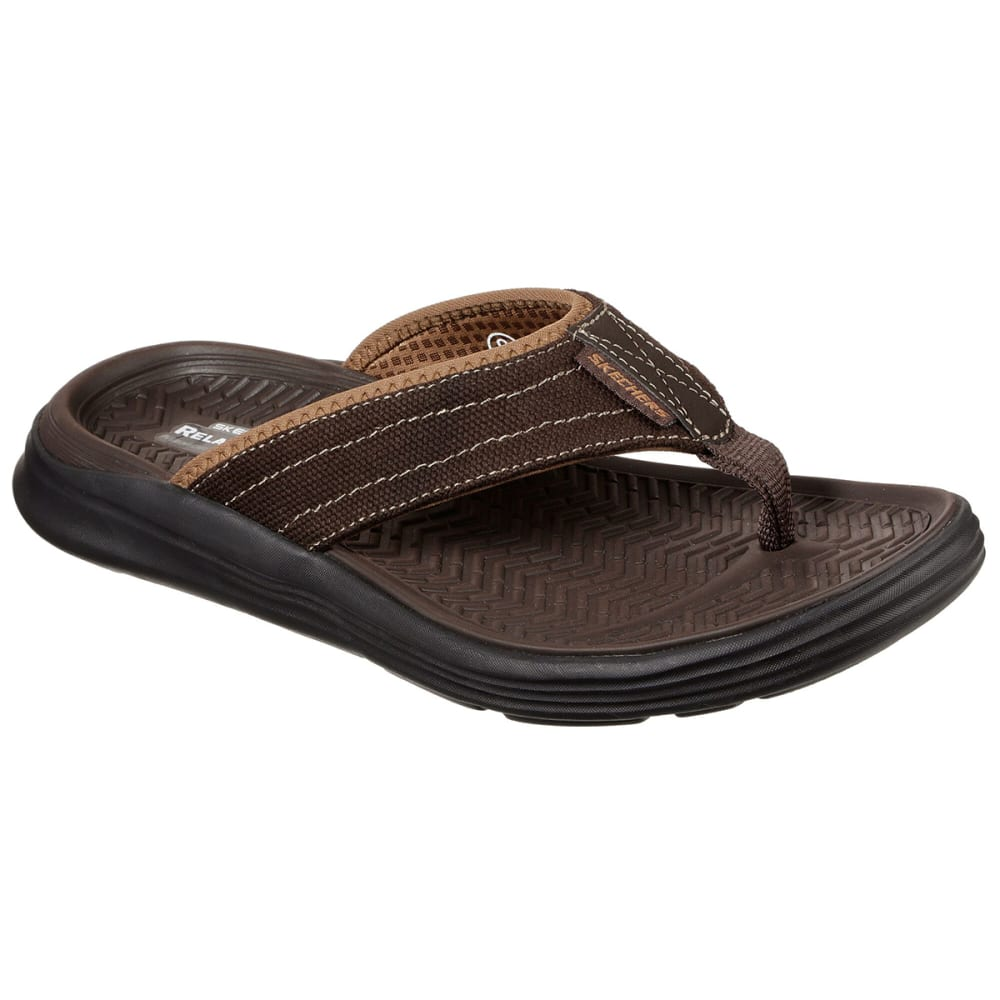 SKECHERS Men's Relaxed Fit: Sargo - Wolters Sandal 11