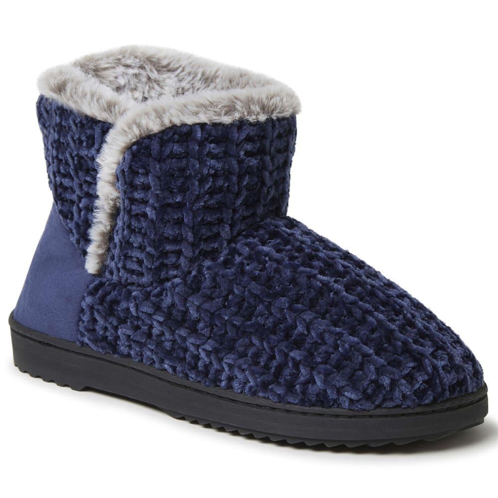 FAMOUS MAKER Women's Chenille Knit Boot L