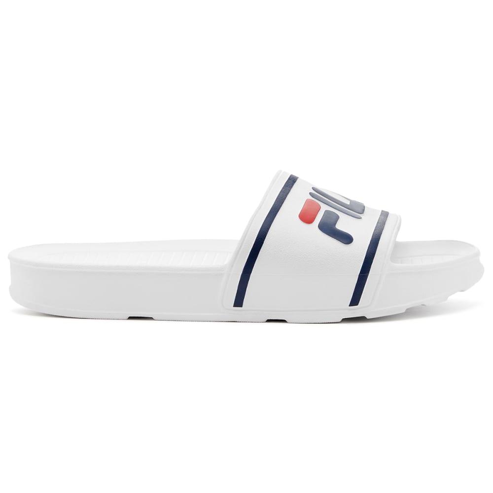 FILA Women's Sleek Slide Sandal 6