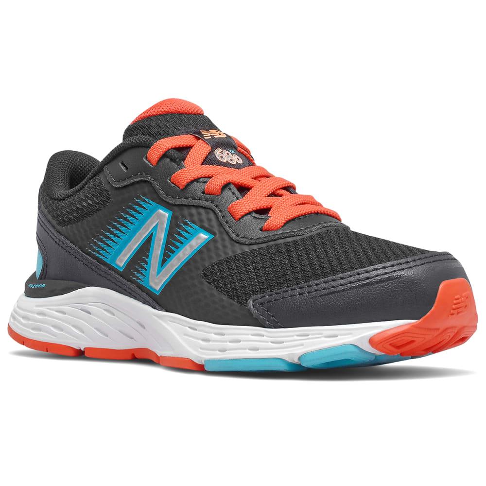 NEW BALANCE Grade School Boys' 680v6 Running Shoes 3.5