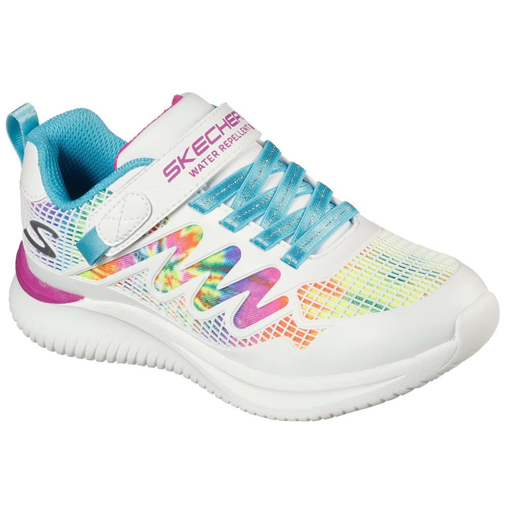 SKECHERS Girls' Jumpsters - Radiant Swirl Sneakers 1