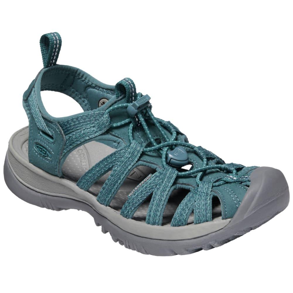 KEEN Women's Whisper Hiking Sandal 6