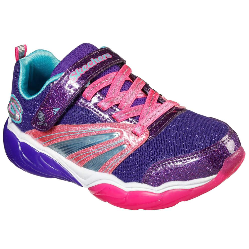 SKECHERS Girls' S Lights: Fusion Flash Sneakers 1