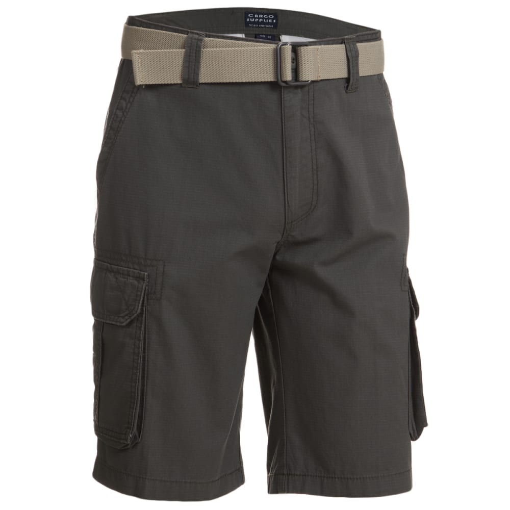 CARGO SUPPLIES Men's Cargo Shorts 30