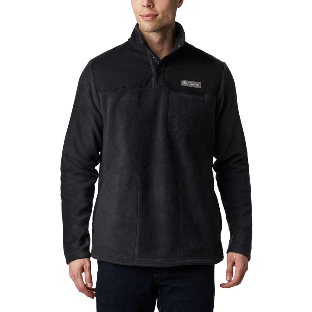 COLUMBIA Men's Cottonwood Park Half Snap Fleece Pullover S