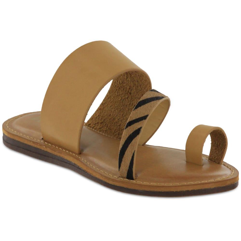MIA SHOES Women's Beck Sandal 6.5