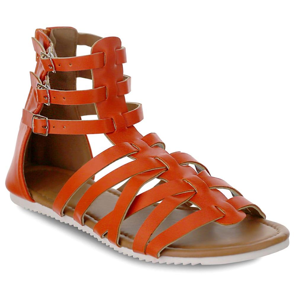 OLIVIA MILLER Women's Gladiator Sandals 6