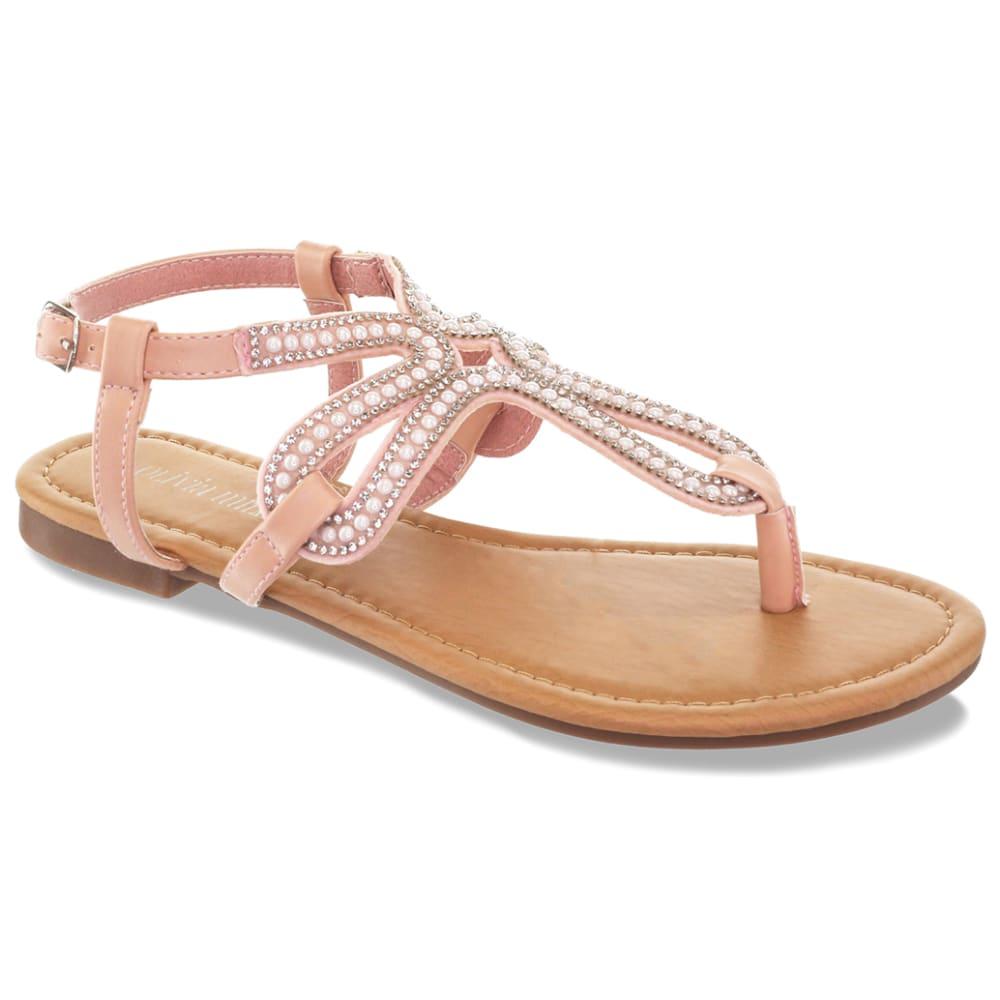OLIVIA MILLER Women's Strappy Sandals 6
