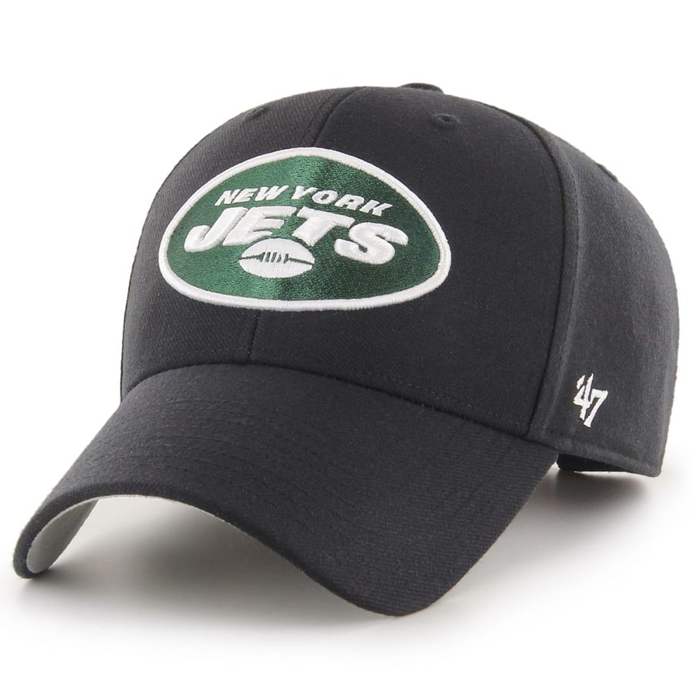 NEW YORK JETS Men's '47 MVP Adjustable Hat ONE SIZE