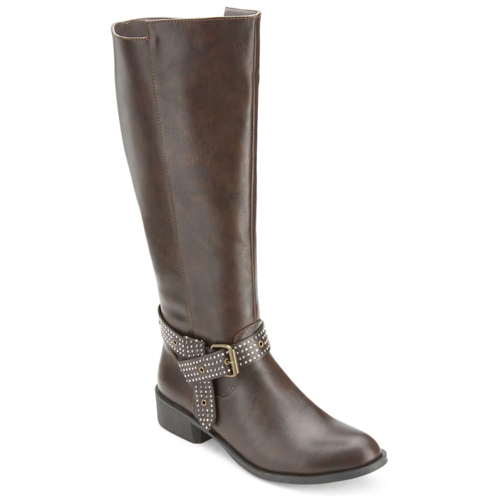 OLIVIA MILLER Women's Tall Boots 6