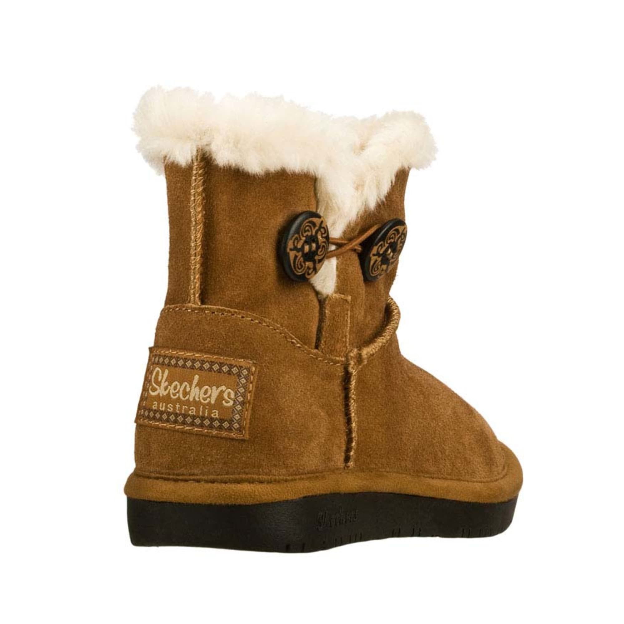SKECHERS Juniors' Shelby Ottawa Boots