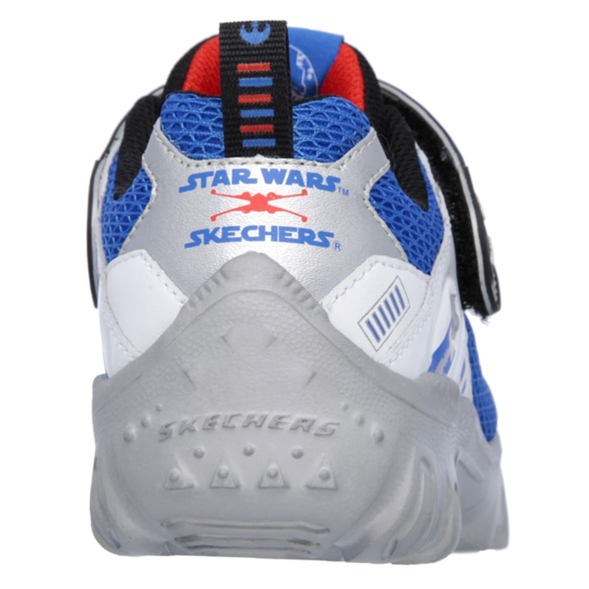 SKECHERS Boys' Star Wars: Damager III Astromech Sneakers