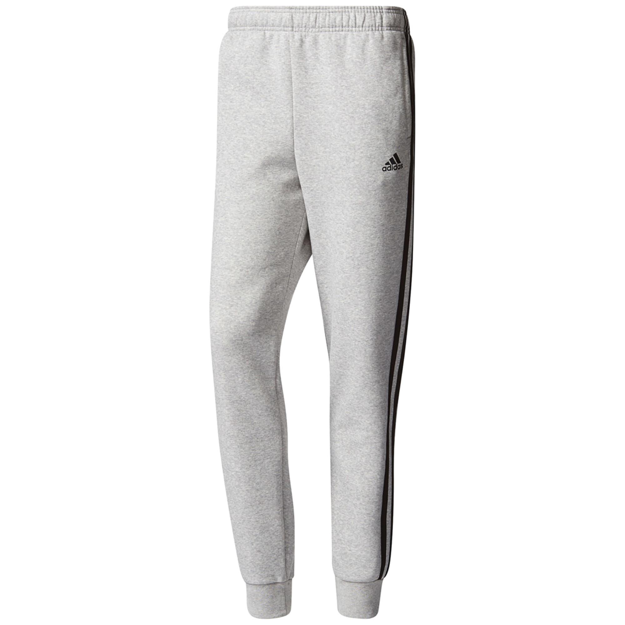 ADIDAS Men's Essentials 3 Stripes Jogger Pants