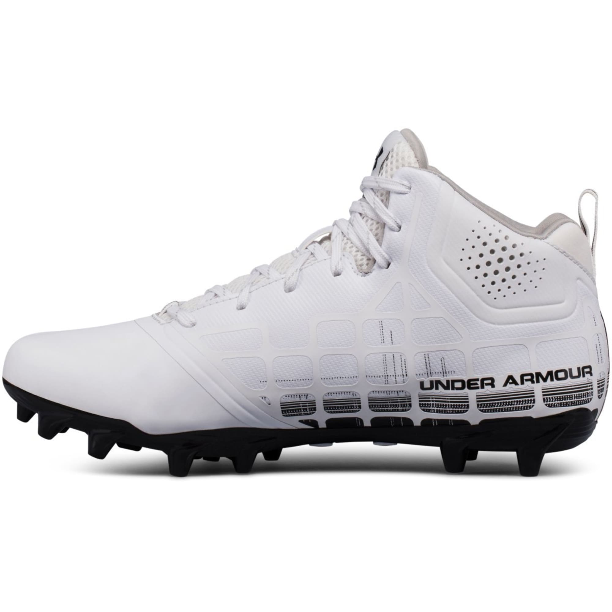 NEW Under Armour cleats mens shoes size 13 Banshee