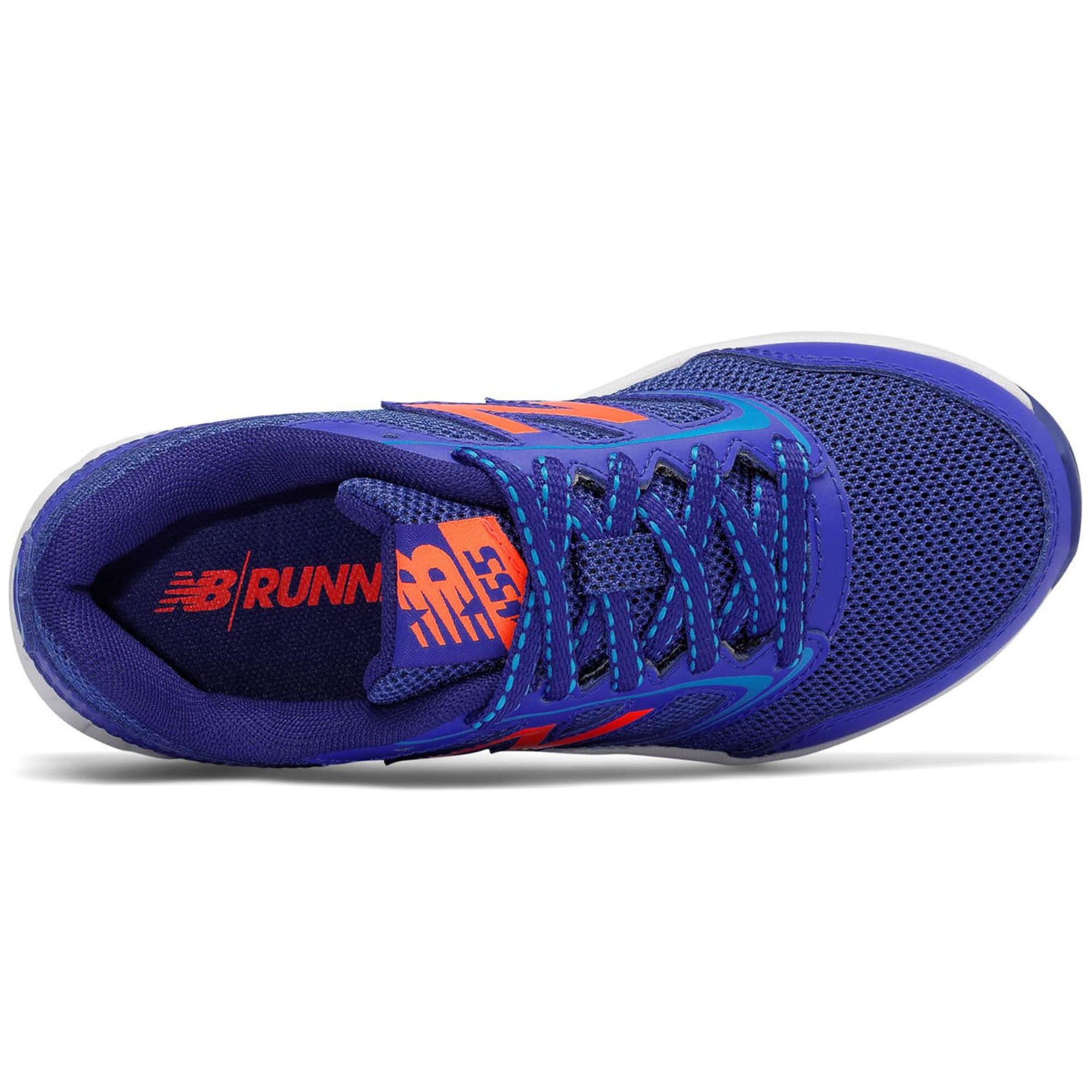 Choose SZ//Color New Balance Kids/' 455v1 Running Shoe