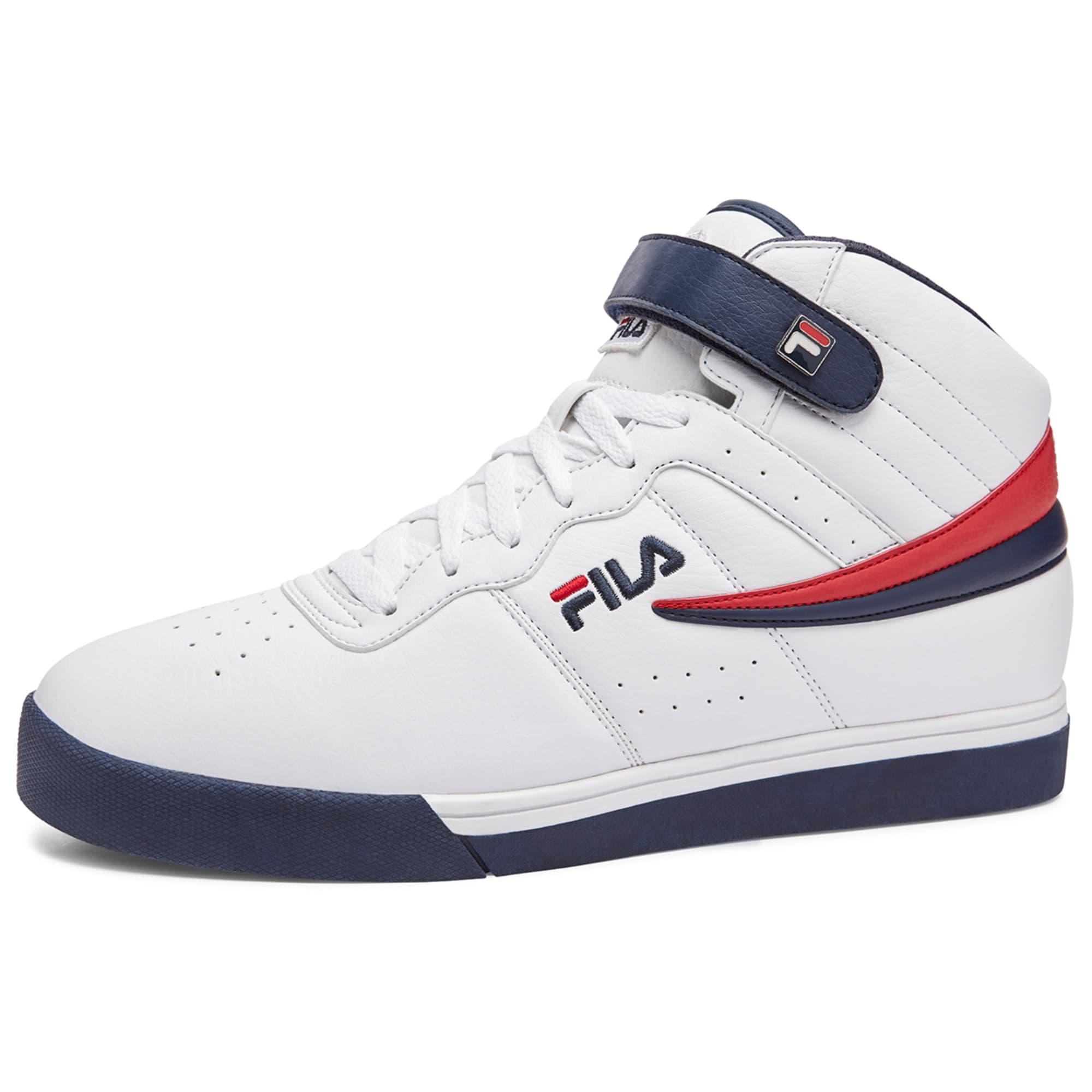 FILA Men's Vulc 13 Mid Basketball Shoes
