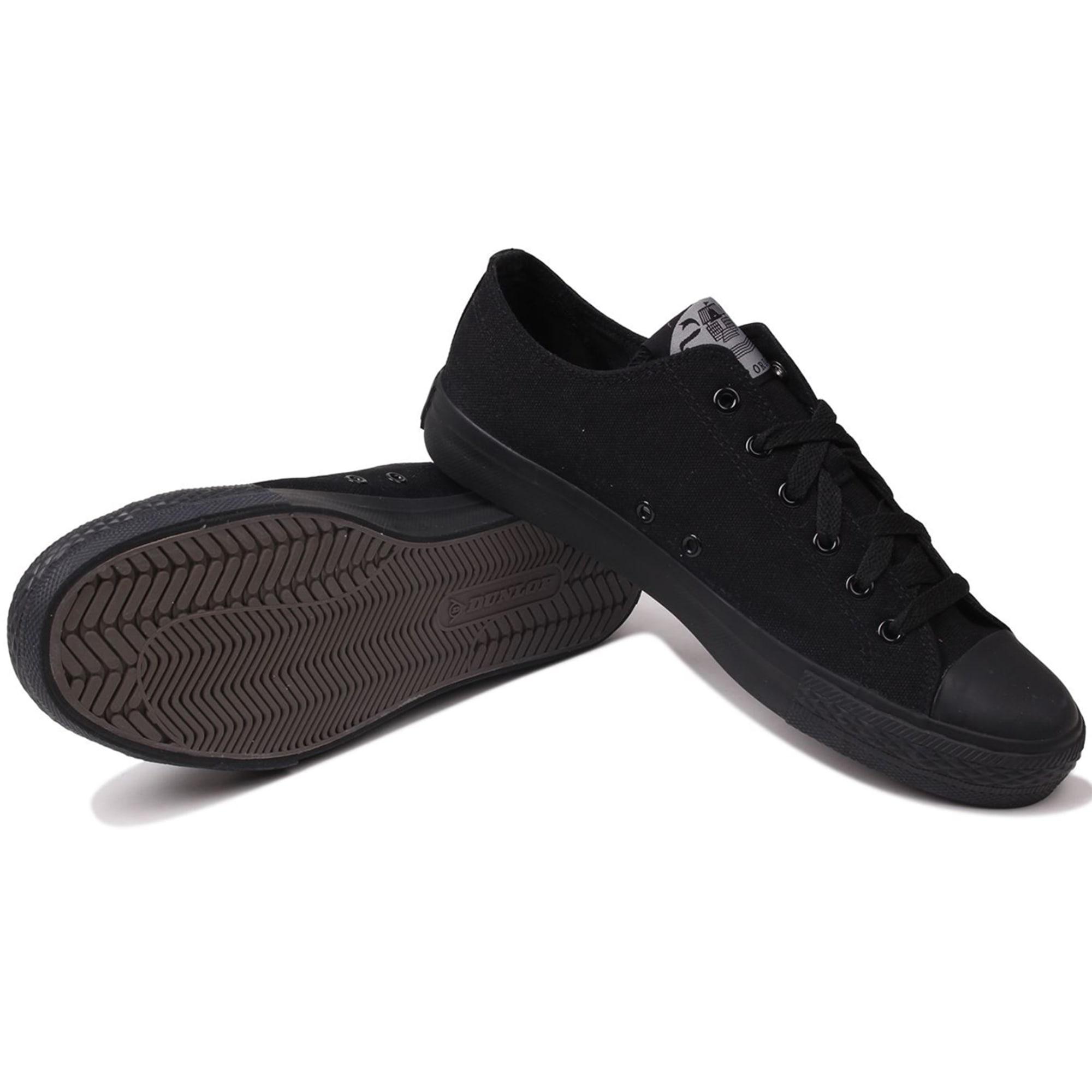 DUNLOP Men's Canvas Low-Top Sneakers