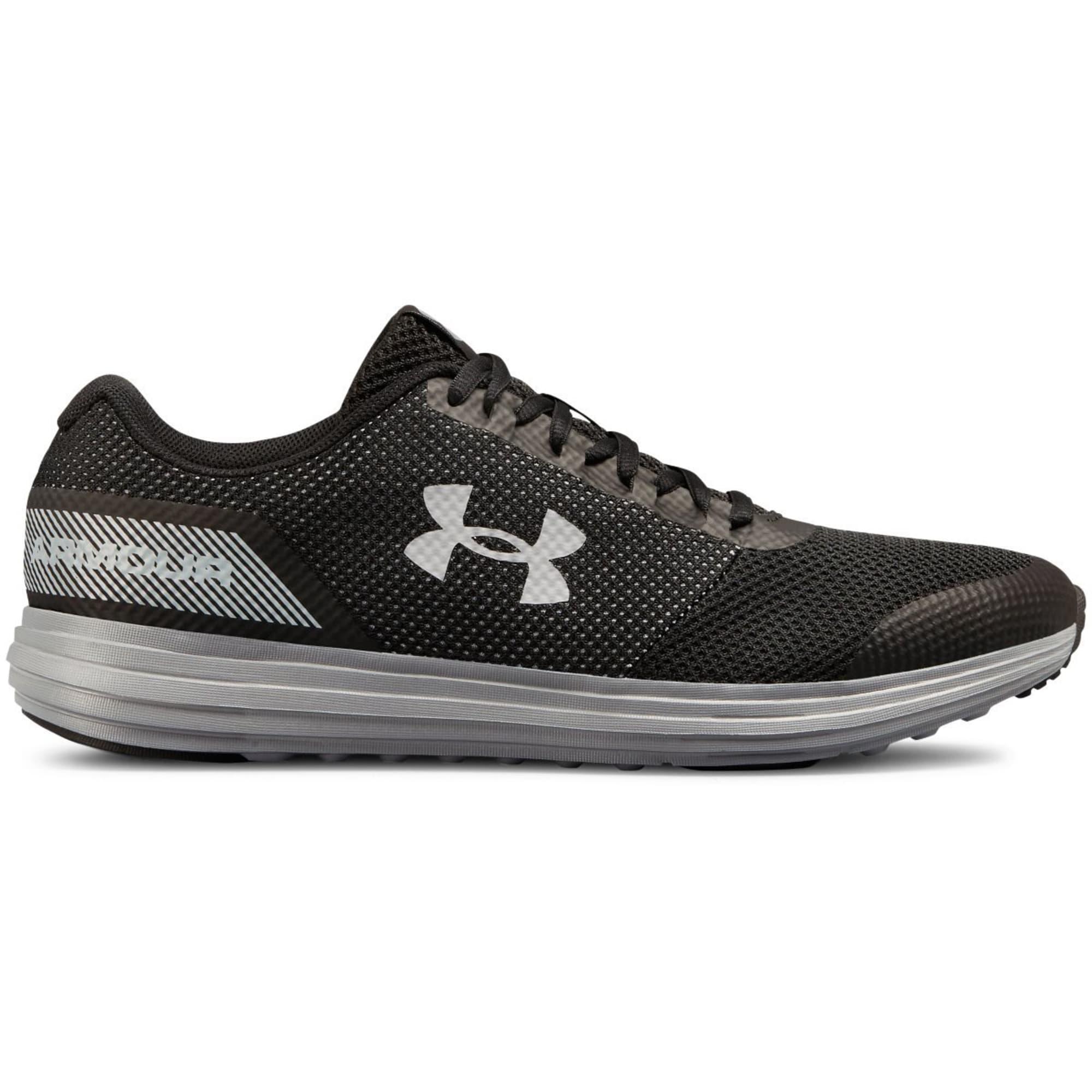 UA Surge Running Shoes Black US Sizes