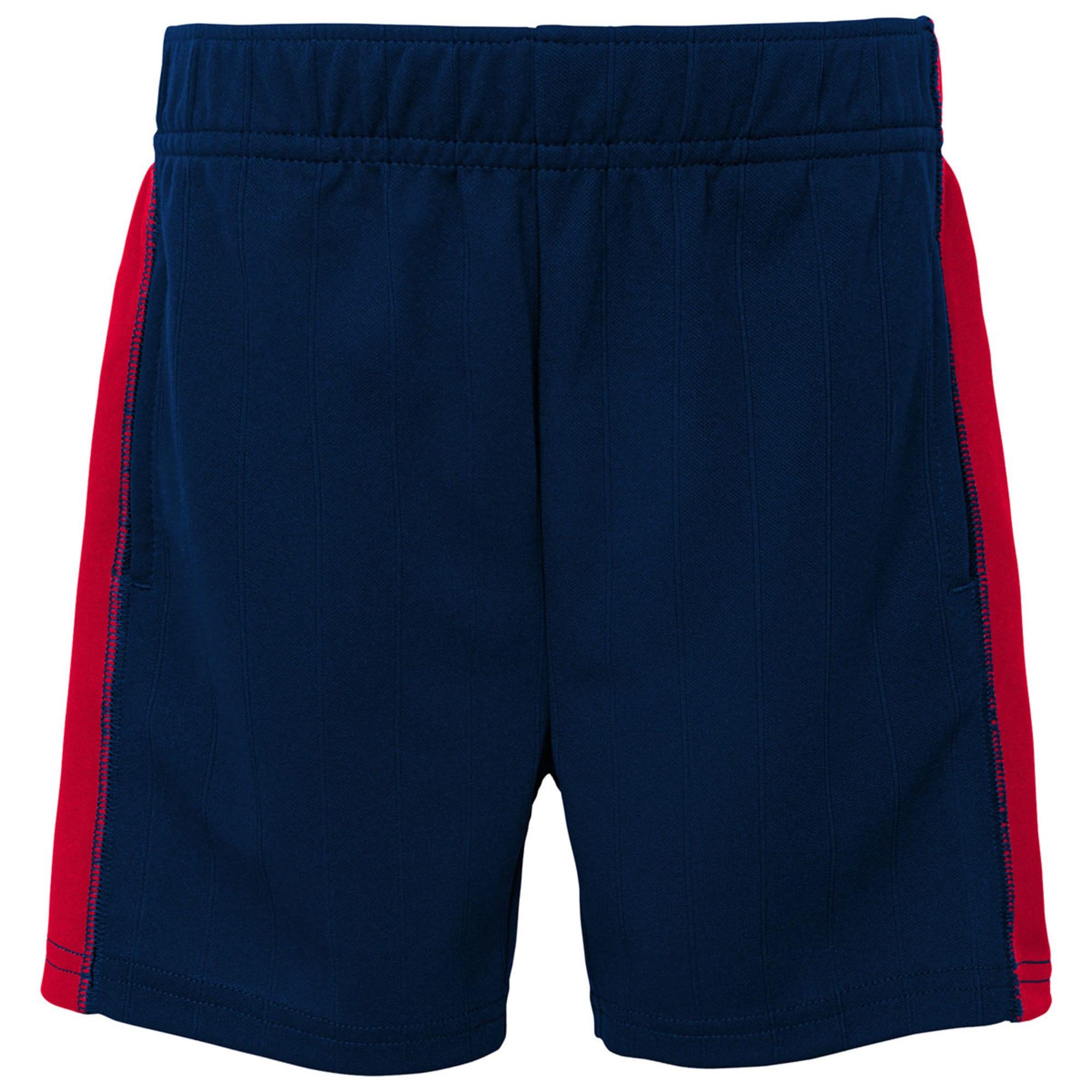 OuterStuff MLB Infants Toddler Play Strong Short Sleeve Henley Shirt /& Shorts Set