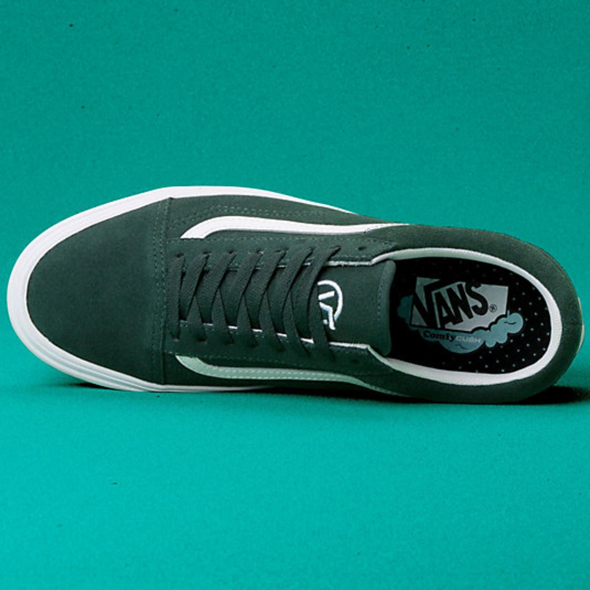 VANS Men's Distort Comfy Cush Old Skool Shoes
