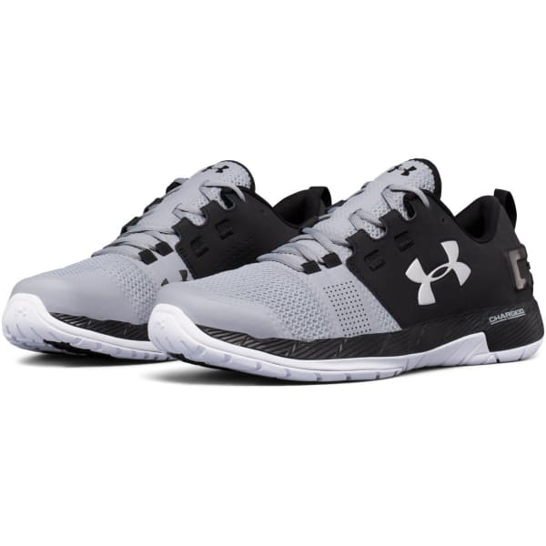 Training Under Ua Cross Men's Armour Commit ShoesBlacksteel fI7gyb6vY