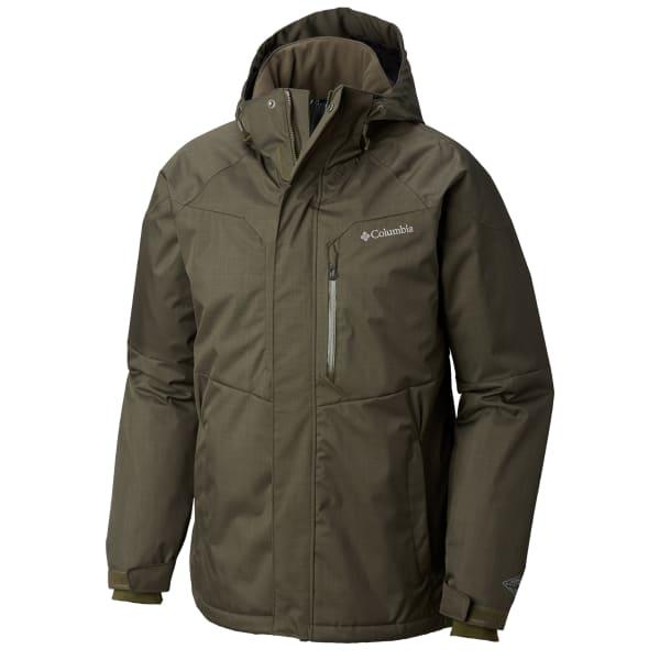 9123fed68 COLUMBIA Men's Alpine Action Jacket