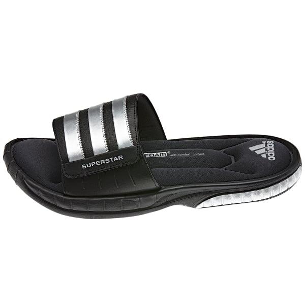 hot sale online de2ca f0a67 ADIDAS Men's Superstar 3g Slides - Bob's Stores