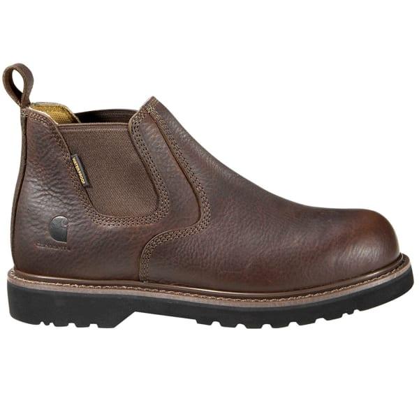 a8b153bc314 CARHARTT Men's 4-Inch Waterproof Romeo Shoes, Wide