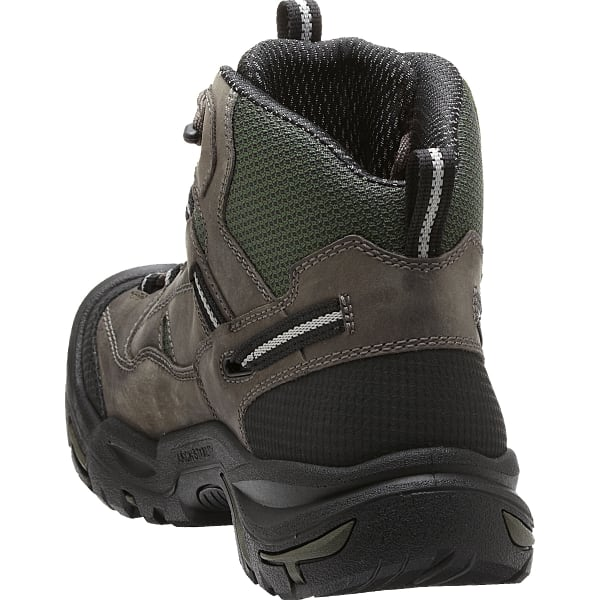 1fb7c8a40fa KEEN Men's Braddock Mid Waterproof Steel Toe Boots