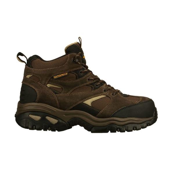 SKECHERS Men's Work: Energy Clan WP Boots Bob's Stores