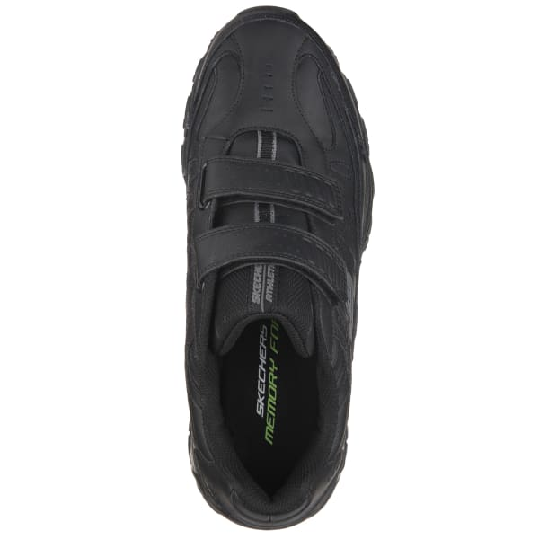 0ca77cdb7ac SKECHERS Men's After Burn Memory Fit Final Cut Sneakers, Extra Wide ...