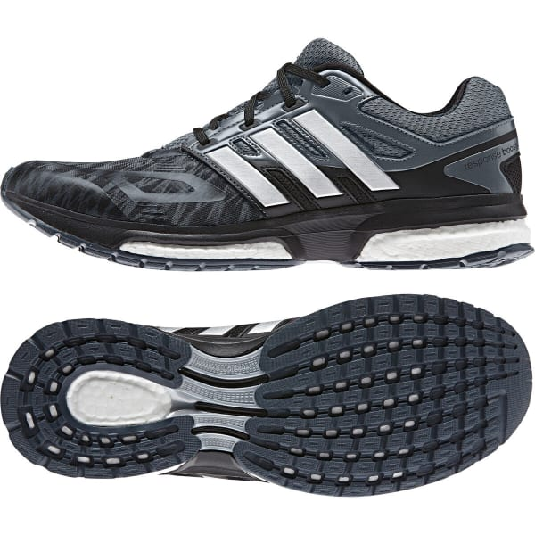 ADIDAS Men's Response Boost Techfit Running Shoes Bob's Stores