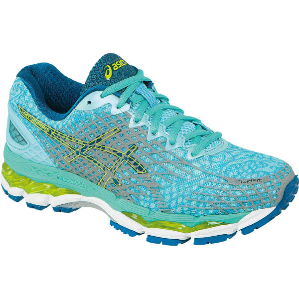 huge selection of 4369b 510af ASICS Women's GEL-Nimbus 17 Running Shoes - Bob's Stores